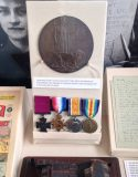 Tank Museum medals