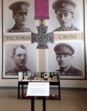 Victoria cross display Tank Museum1