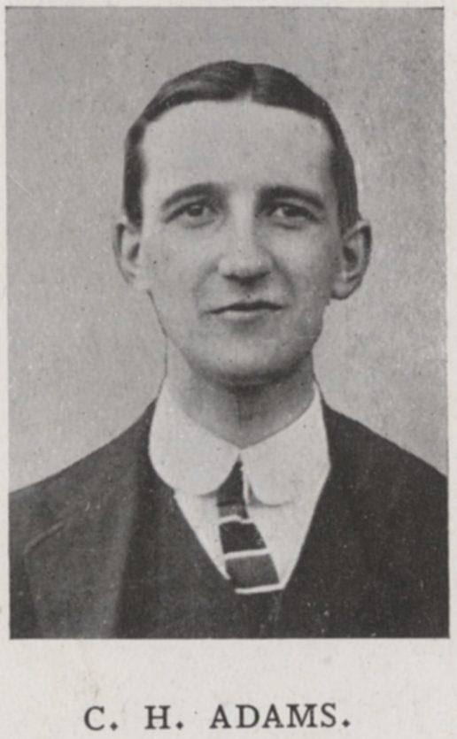 Adams, CH Profile Picture