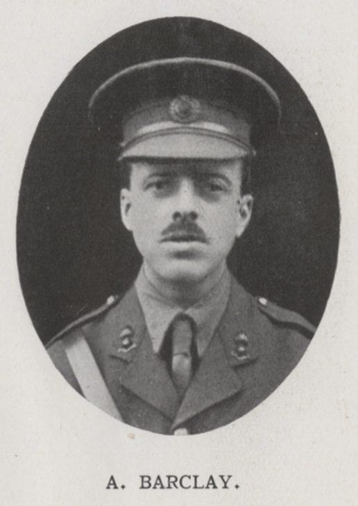 Barclay, A Profile Picture