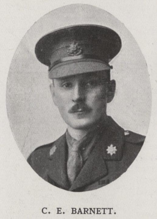 Barnett, CE Profile Picture