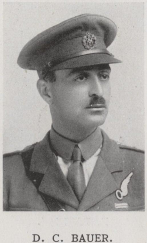 Bauer, DC Profile Picture