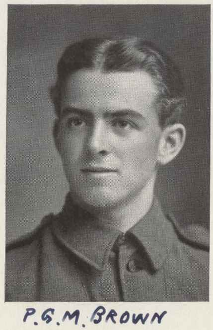 Brown, PGM Profile Picture