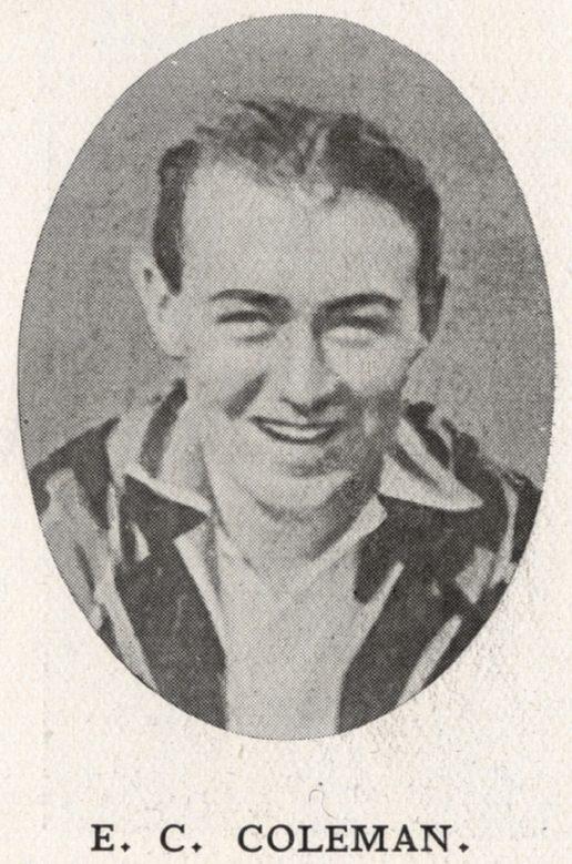 Coleman, EC Profile Picture