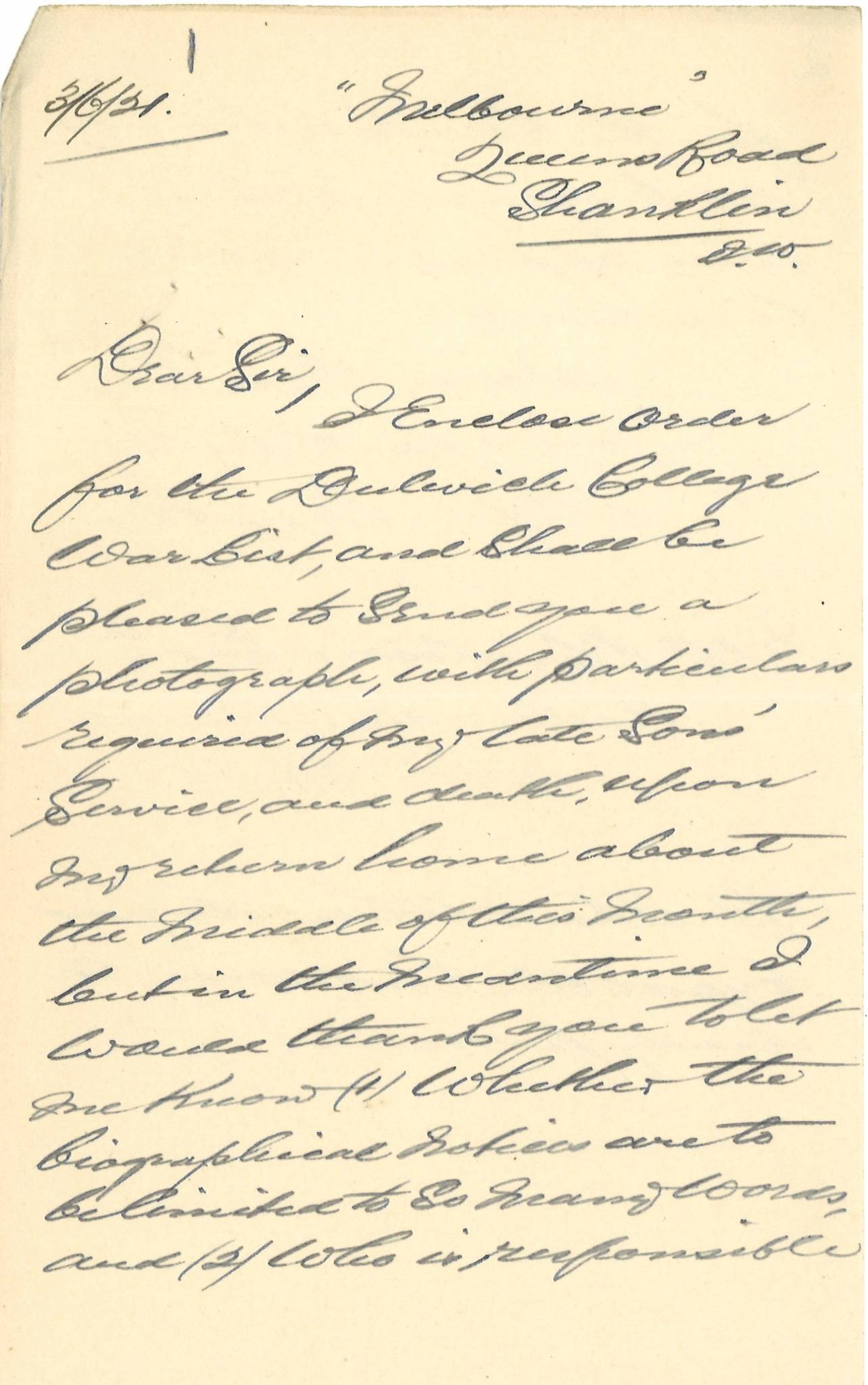Tucker AR First Father Letter 1