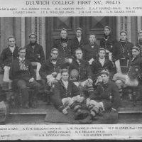 1st XV 1914-15