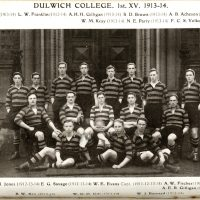 1st XV 1913-14