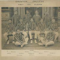 Cricket 1st XI 1904