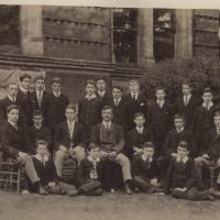 Engineering Upper Fourth 1906