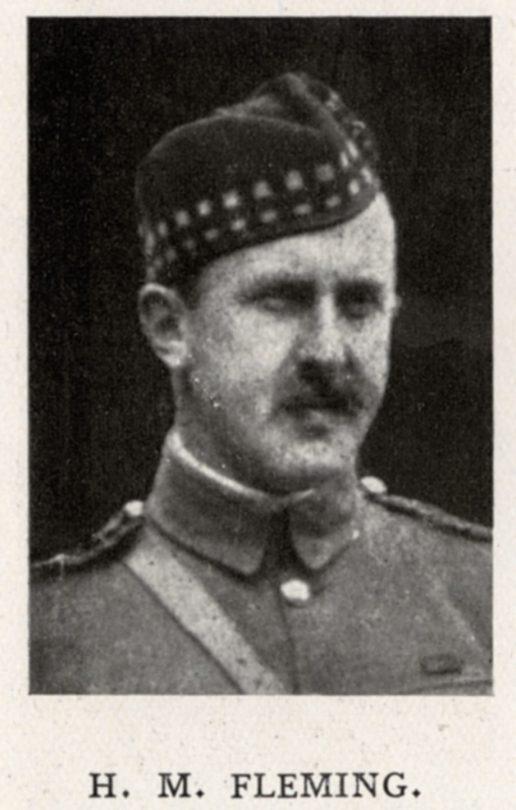 Fleming, HM Profile Picture