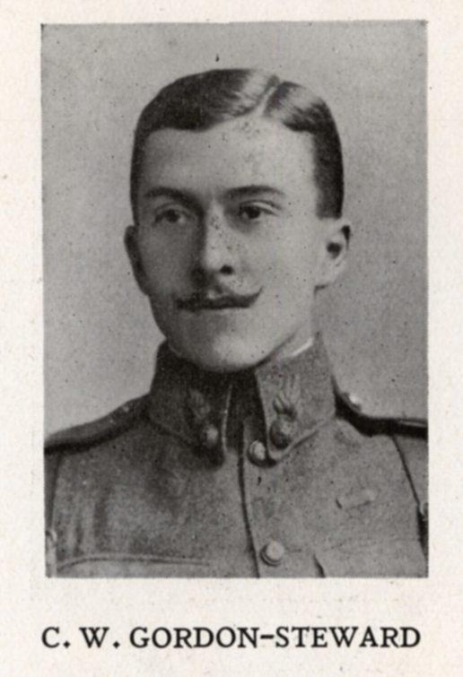 Gordon-Steward, CW Profile Picture