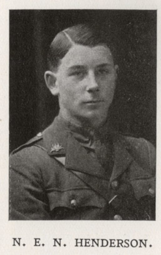 Henderson, NEN Profile Picture