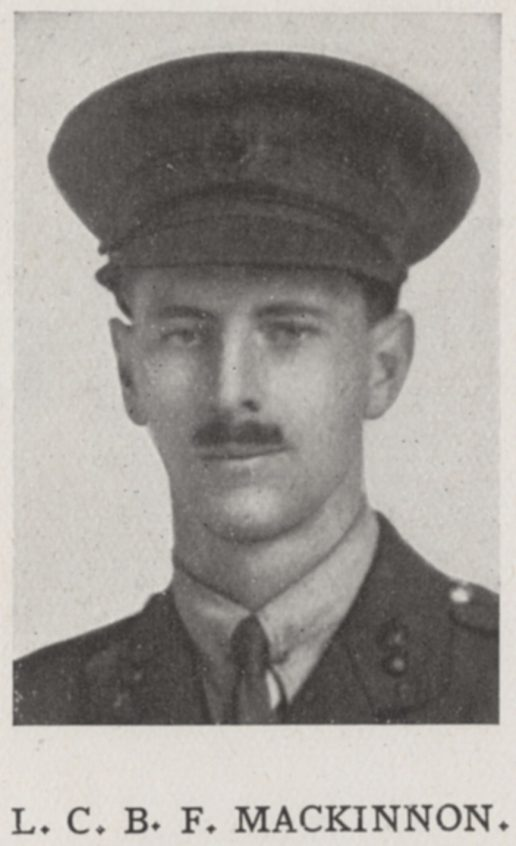 Mackinnon, LCBF Profile Picture
