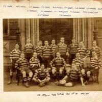 Old Alleynian R.F.C. XV 1909-1910