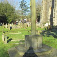 Sumner SDS Churchyard Memorial2