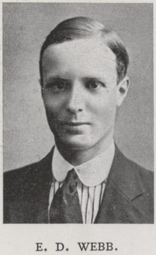 Webb, ED Profile Picture