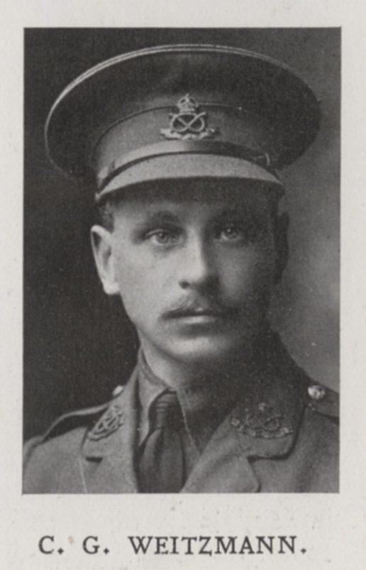 Weitzmann, CG Profile Picture