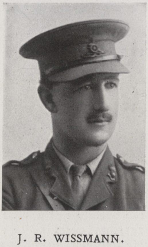Wissmann, JR Profile Picture
