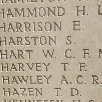 Hart WCFN Memorial