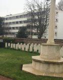 A view of Le Touquet-Paris Plage Communal Cemetery