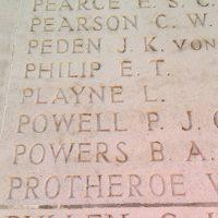 Powell PJG Memorial