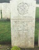 Stallman FH headstone
